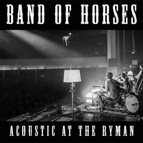 Band Of Horses Acoustic at the Ryman