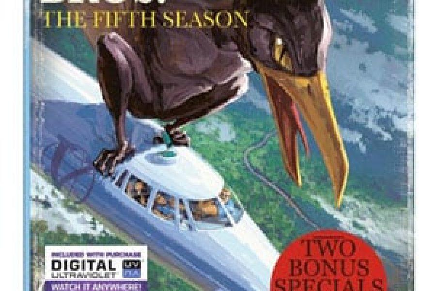 Venture Bros: Season 5 blu-Ray Review