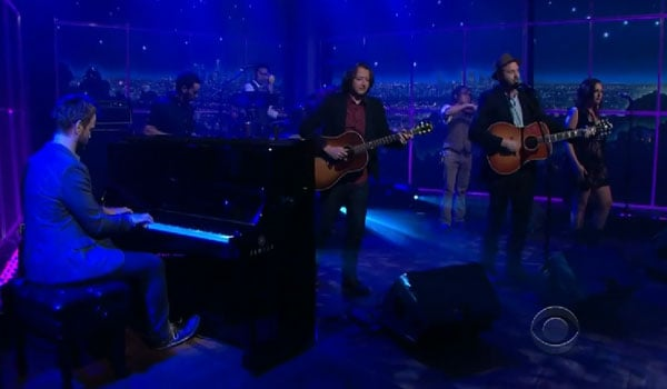 The Alternate Routes on Late Late Show with Craig Ferguson