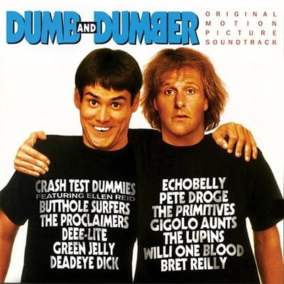 Dumb And Dumber soundtrack