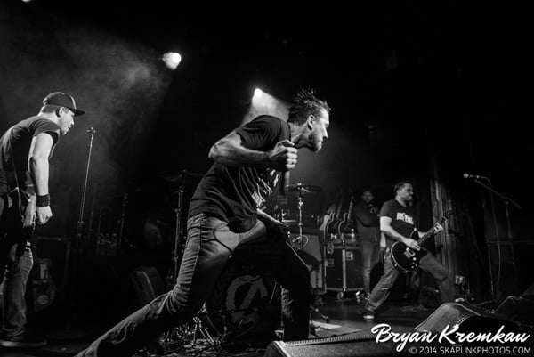 The Ataris, Authority Zero, Drag the River, Gasoline Heart, Donald Spence at Irving Plaza, NYC (23)