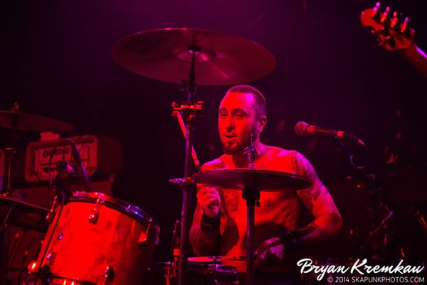 The Ataris, Authority Zero, Drag the River, Gasoline Heart, Donald Spence at Irving Plaza, NYC (16)