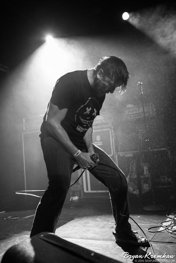 The Ataris, Authority Zero, Drag the River, Gasoline Heart, Donald Spence at Irving Plaza, NYC (14)