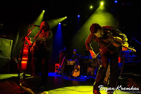 Jonny Two Bags, The White Buffalo, Chuck Ragan at Irving Plaza, NYC (8)