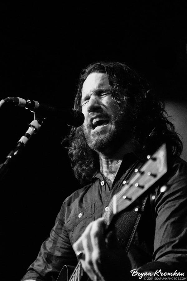 Jonny Two Bags, The White Buffalo, Chuck Ragan at Irving Plaza, NYC (3)