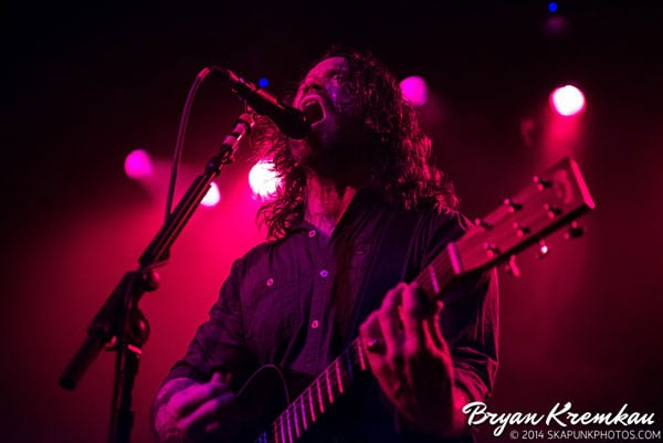 Jonny Two Bags, The White Buffalo, Chuck Ragan at Irving Plaza, NYC (1)