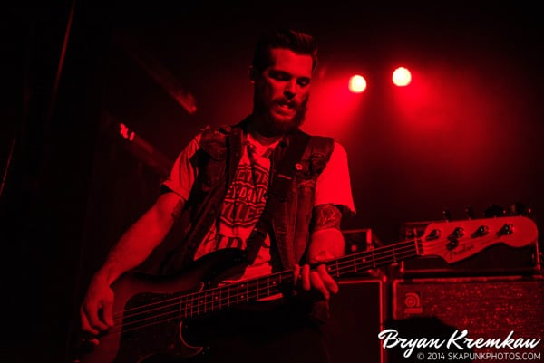The Ataris, Authority Zero, Drag the River, Gasoline Heart, Donald Spence at Irving Plaza, NYC (35)