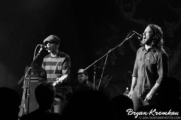 Jonny Two Bags, The White Buffalo, Chuck Ragan at Irving Plaza, NYC (31)