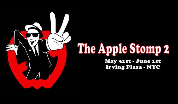 Apple Stomp 2