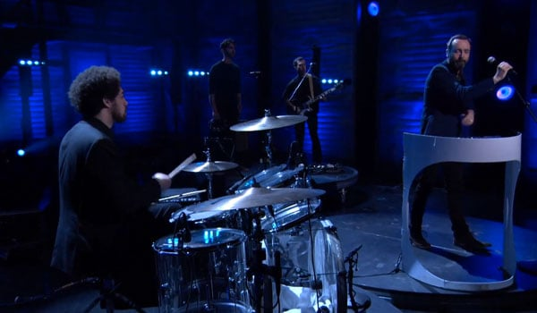 "Broken Bells ""Control"" on Conan"