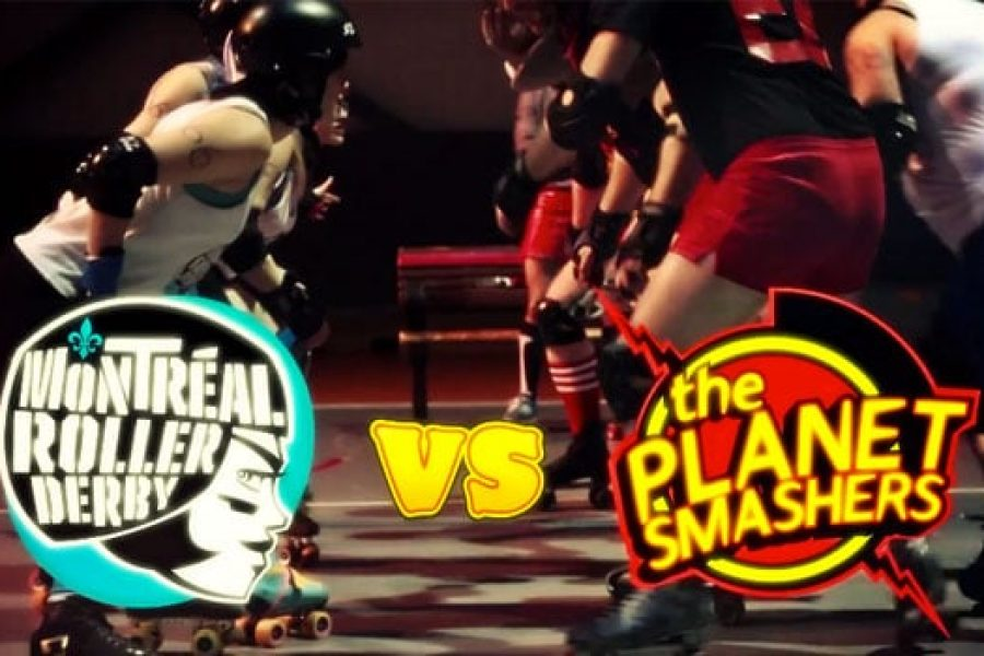 Planet Smashers Tear It Up music video