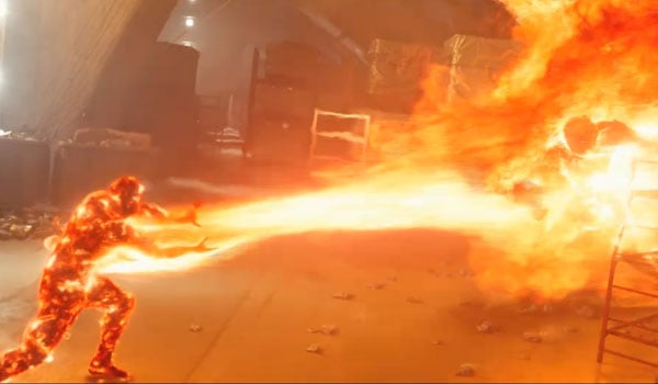 X-Men: Days of Future Past opening scene video