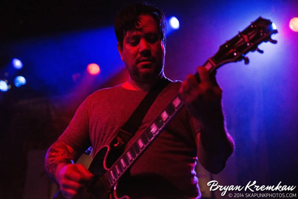 The Ataris, Authority Zero, Drag the River, Gasoline Heart, Donald Spence at Irving Plaza, NYC (11)