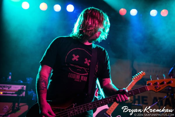 The Ataris, Authority Zero, Drag the River, Gasoline Heart, Donald Spence at Irving Plaza, NYC (9)