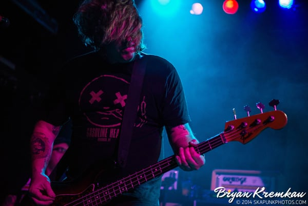 The Ataris, Authority Zero, Drag the River, Gasoline Heart, Donald Spence at Irving Plaza, NYC (6)