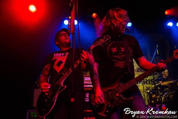 The Ataris, Authority Zero, Drag the River, Gasoline Heart, Donald Spence at Irving Plaza, NYC (5)