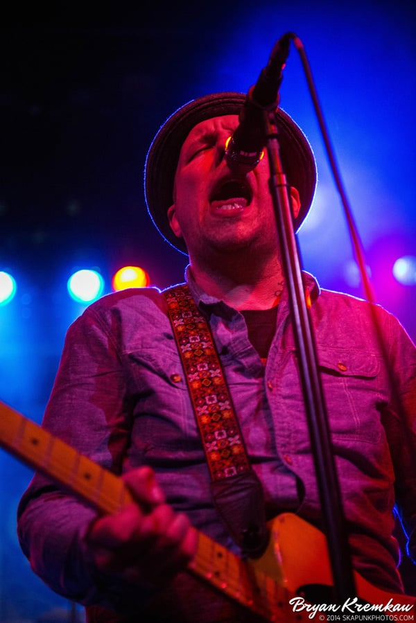 The Ataris, Authority Zero, Drag the River, Gasoline Heart, Donald Spence at Irving Plaza, NYC (2)