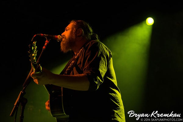 Jonny Two Bags, The White Buffalo, Chuck Ragan at Irving Plaza, NYC (28)