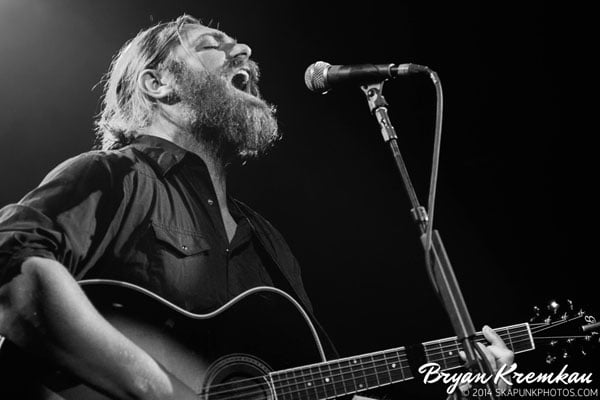 Jonny Two Bags, The White Buffalo, Chuck Ragan at Irving Plaza, NYC (19)