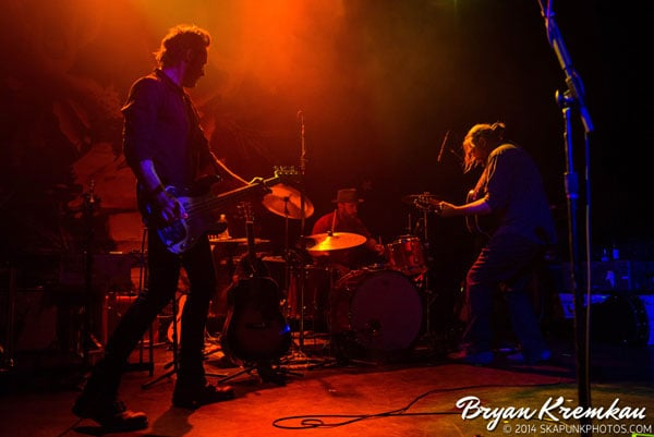 Jonny Two Bags, The White Buffalo, Chuck Ragan at Irving Plaza, NYC (16)