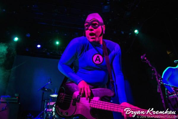 The Aquabats and Koo Koo Kanga Roo at Irving Plaza, NYC - May 7th 2014 - Bryan Kremkau (26)
