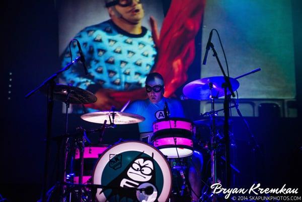The Aquabats and Koo Koo Kanga Roo at Irving Plaza, NYC - May 7th 2014 - Bryan Kremkau (22)