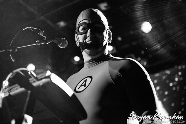 The Aquabats and Koo Koo Kanga Roo at Irving Plaza, NYC - May 7th 2014 - Bryan Kremkau (19)