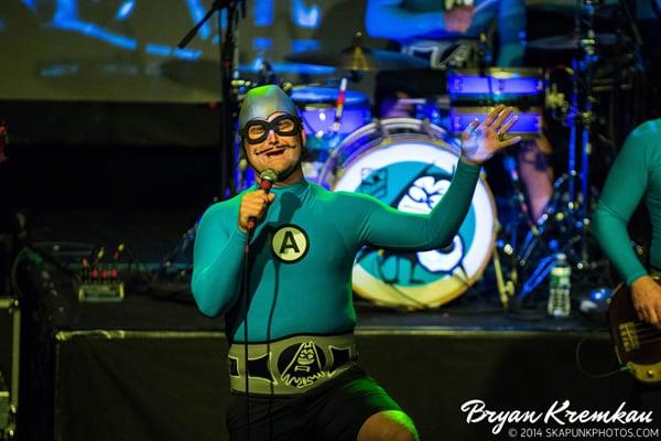 The Aquabats and Koo Koo Kanga Roo at Irving Plaza, NYC - May 7th 2014 - Bryan Kremkau (11)
