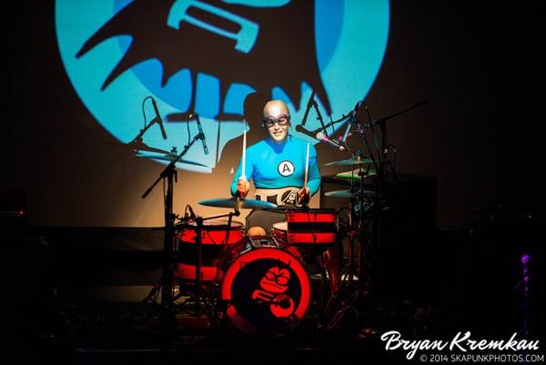 The Aquabats and Koo Koo Kanga Roo at Irving Plaza, NYC - May 7th 2014 - Bryan Kremkau (10)