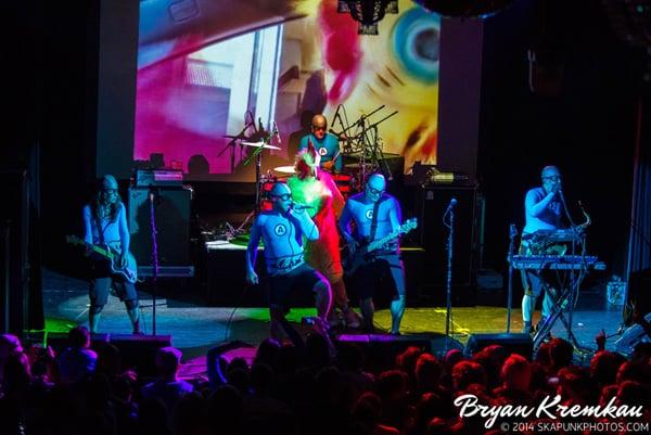 The Aquabats and Koo Koo Kanga Roo at Irving Plaza, NYC - May 7th 2014 - Bryan Kremkau (9)