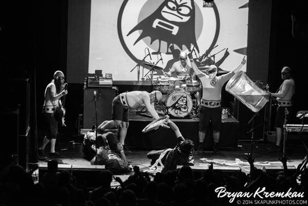 The Aquabats and Koo Koo Kanga Roo at Irving Plaza, NYC - May 7th 2014 - Bryan Kremkau (6)