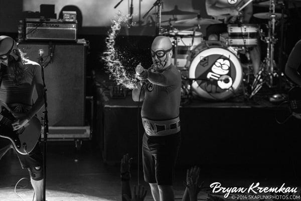 The Aquabats and Koo Koo Kanga Roo at Irving Plaza, NYC - May 7th 2014 - Bryan Kremkau (5)