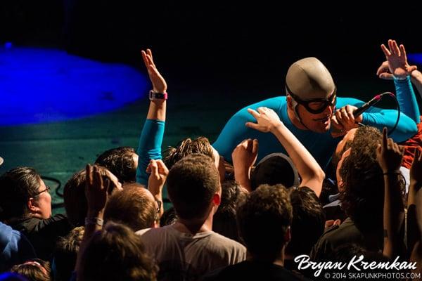 The Aquabats and Koo Koo Kanga Roo at Irving Plaza, NYC - May 7th 2014 - Bryan Kremkau (3)
