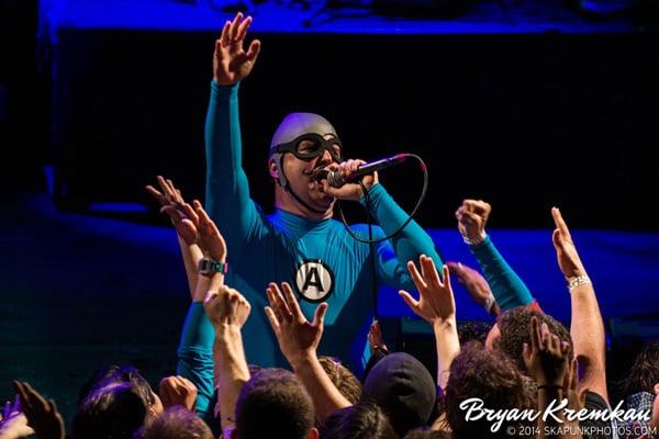 The Aquabats and Koo Koo Kanga Roo at Irving Plaza, NYC - May 7th 2014 - Bryan Kremkau (2)