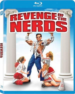 Revenge of the Nerds Blu-Ray Review