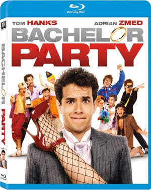 Bachelor Party Blu-Ray