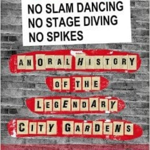 No Slam Dancing, No Stage Diving, No Spikes Book Review