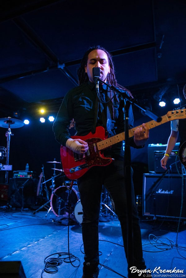 Mustard Plug, Deal's Gone Bad, Butcher Knives, The Fad @ Knitting Factory, Brooklyn, NY (57)