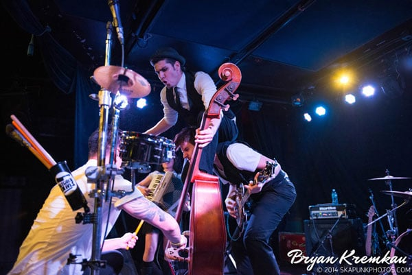 Mustard Plug, Deal's Gone Bad, Butcher Knives, The Fad @ Knitting Factory, Brooklyn, NY (51)