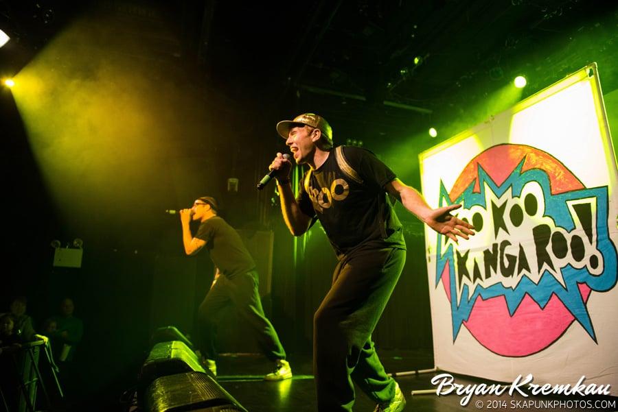 The Aquabats and Koo Koo Kanga Roo at Irving Plaza, NYC - May 7th 2014 - Bryan Kremkau (33)