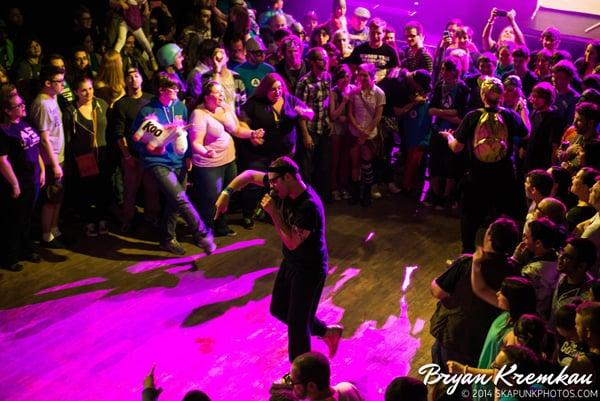The Aquabats and Koo Koo Kanga Roo at Irving Plaza, NYC - May 7th 2014 - Bryan Kremkau (29)