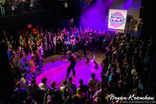 The Aquabats and Koo Koo Kanga Roo at Irving Plaza, NYC - May 7th 2014 - Bryan Kremkau (28)