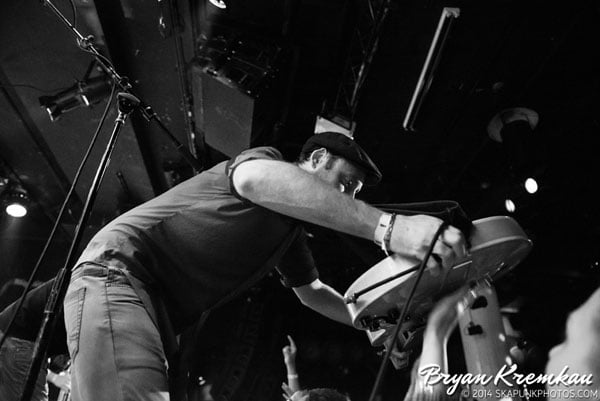Mad Caddies, Mrs. Skannotto, Across The Aisle at Santos Party House, NYC - May 16th 2014 (1)
