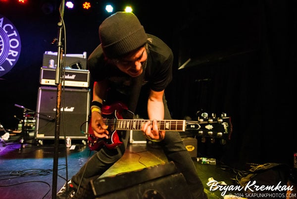 Mustard Plug, Deal's Gone Bad, Butcher Knives, The Fad @ Knitting Factory, Brooklyn, NY (10)
