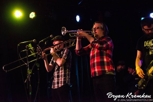 Mustard Plug, Deal's Gone Bad, Butcher Knives, The Fad @ Knitting Factory, Brooklyn, NY (9)
