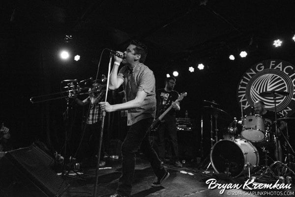 Mustard Plug, Deal's Gone Bad, Butcher Knives, The Fad @ Knitting Factory, Brooklyn, NY (4)