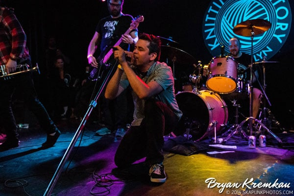 Mustard Plug, Deal's Gone Bad, Butcher Knives, The Fad @ Knitting Factory, Brooklyn, NY (3)