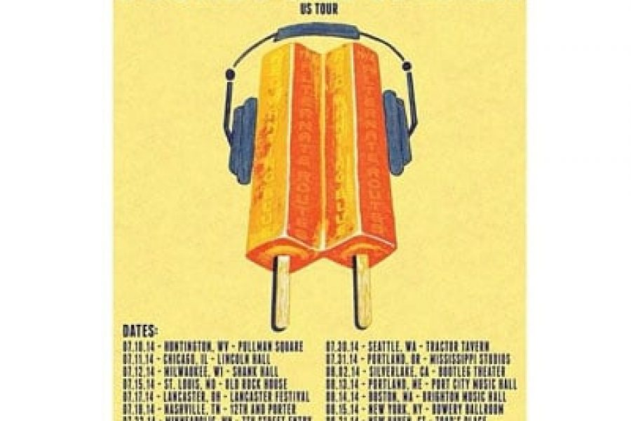 Alternate Routes - Red Wanting Blue tour dates