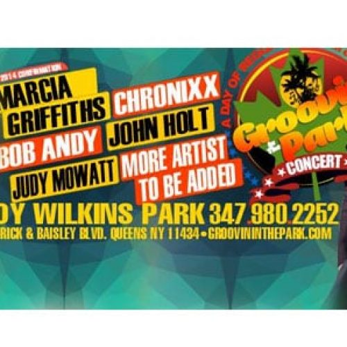 Groovin In The Park 2014