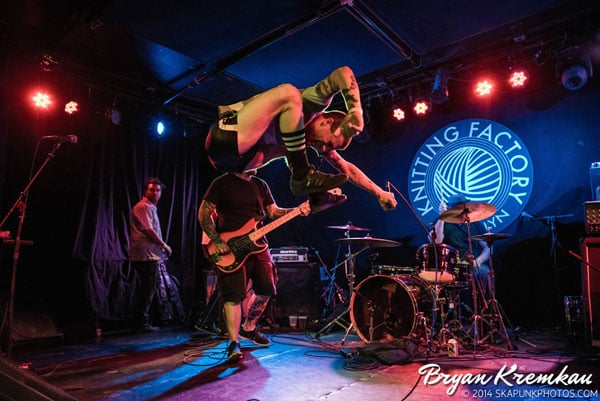 Mustard Plug, Deal's Gone Bad, Butcher Knives, The Fad @ Knitting Factory, Brooklyn, NY (61)